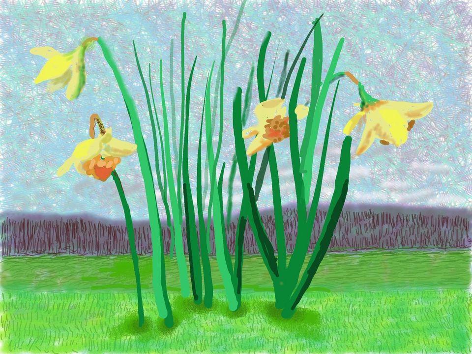 David_Hockney_Spring